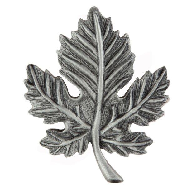 Leaf Novelty Knob by Acorn