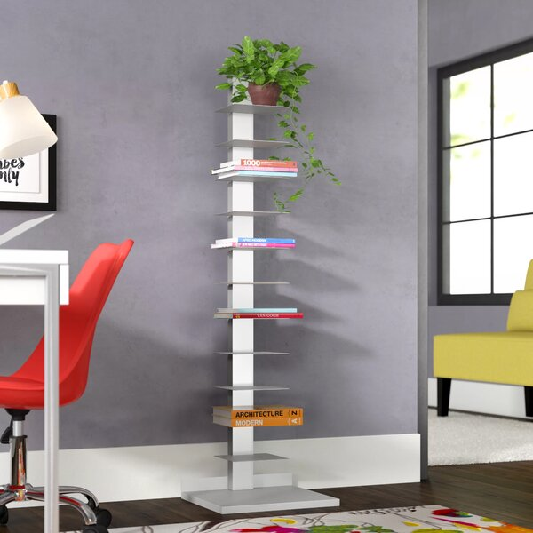 Bearman Accent Shelves Bookcase by Zipcode Design