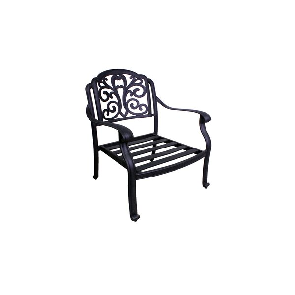 Thurston Deep Seating Club Chair by Fleur De Lis Living