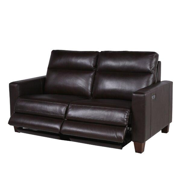 Milbrandt Motion Reclining Sofa by Latitude Run
