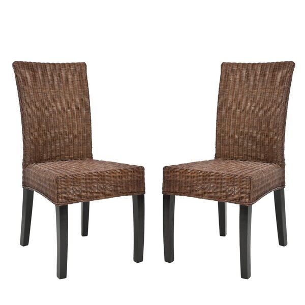 Charlotte Side Chair (Set of 2) by Safavieh