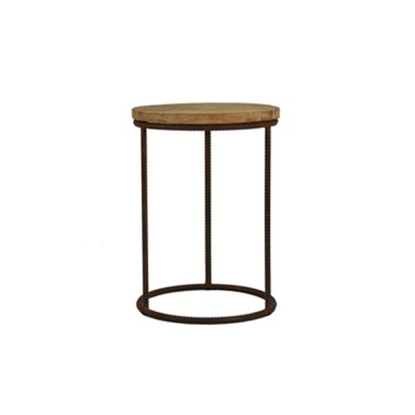 End Table by Zentique Zentique