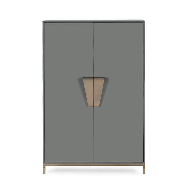 Goodloe 2 Door Accent Cabinet