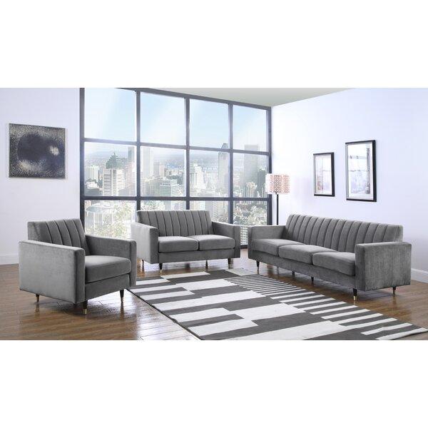 Conn Configurable Living Room Set by Brayden Studio