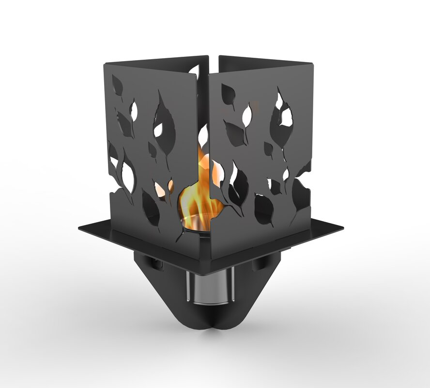 Four Series Fall Bio-Ethanol Tabletop Fireplace