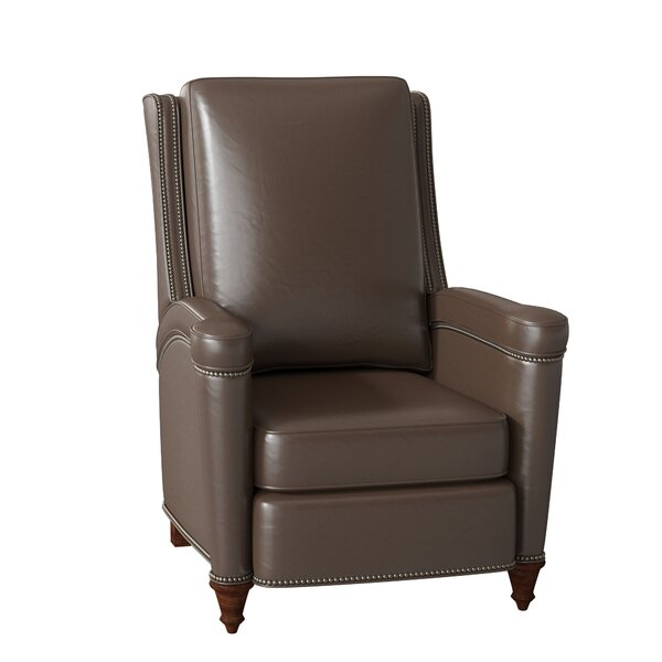 Mayes 3 Way Leather Recliner by Bradington-Young Bradington-Young