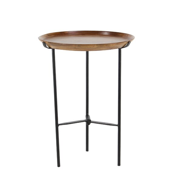 Woburn End Table by Union Rustic
