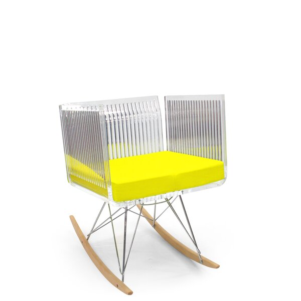 Uresti Rocking Chair by Brayden Studio