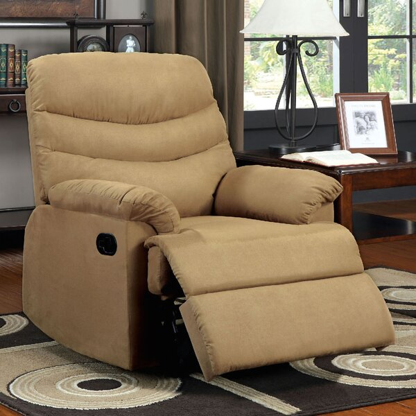 Lora Manual Rocker Recliner by A&J Homes Studio