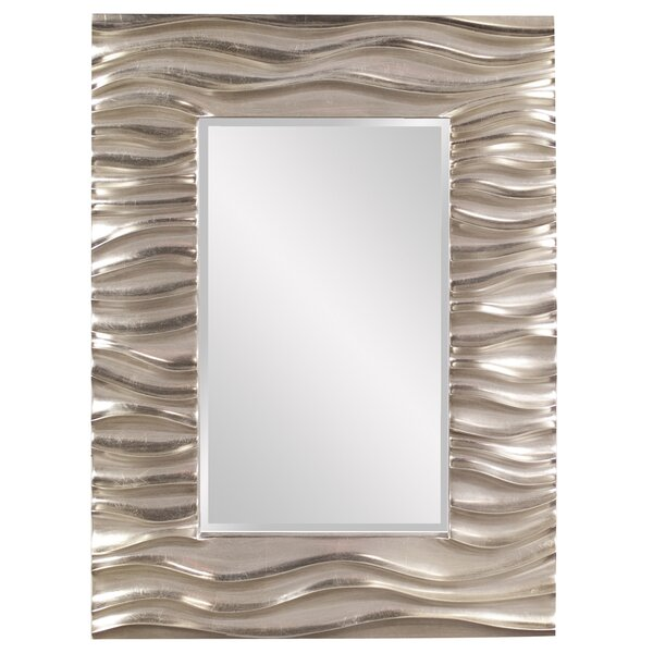 Bright Accent Mirror by Orren Ellis