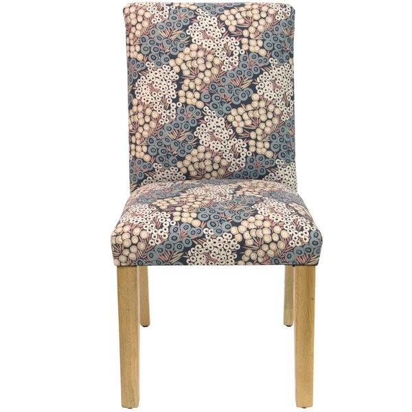Cacox Parsons  Upholstered Dining Chair by World Menagerie World Menagerie