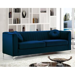 Herbert Chesterfield Sofa Willa Arlo Interiors