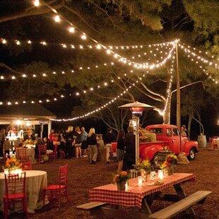 Save & Outdoor String Lights Youu0027ll Love | Wayfair