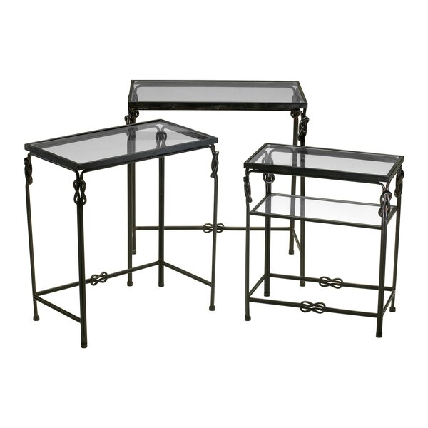 Dupont Occasional 3 Piece Nesting Tables by Cyan Design Cyan Design