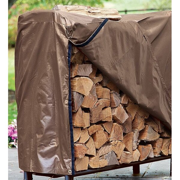 Log Rack Cover by Plow & Hearth