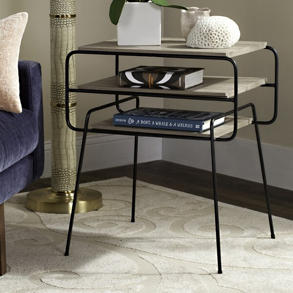 Biscay End Table by Laurel Foundry Modern Farmhouse