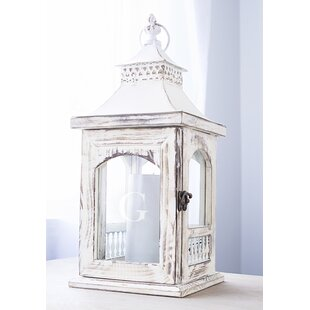 Affordable Rustic Décor Wooden Lantern By Lark Manor