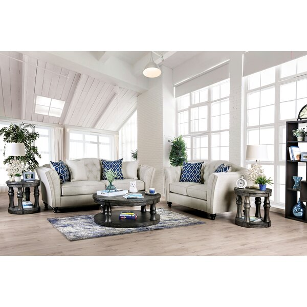 Preston Configurable Living Room Set by Darby Home Co
