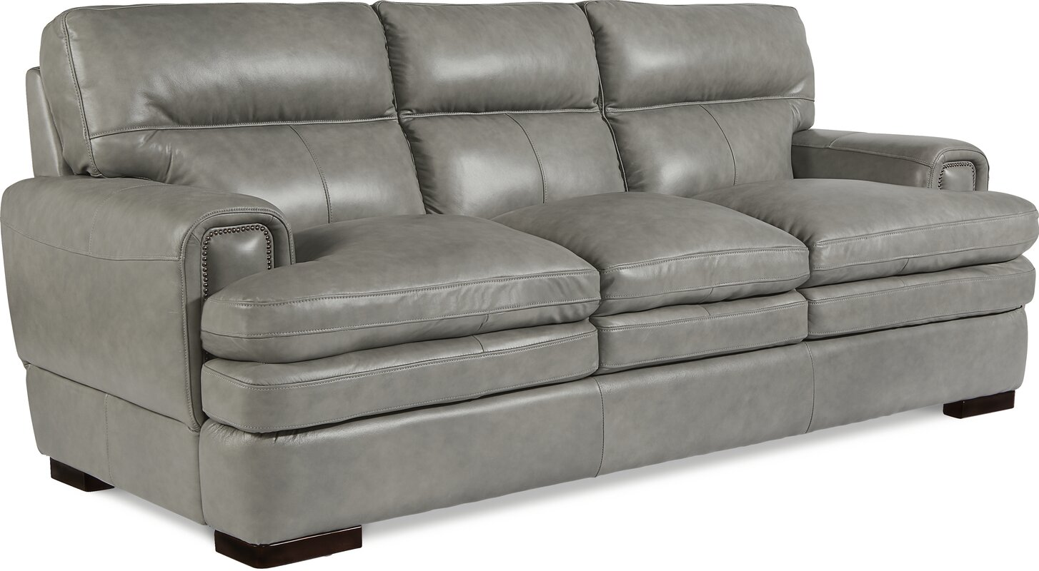 Jake Genuine Leather Sofa