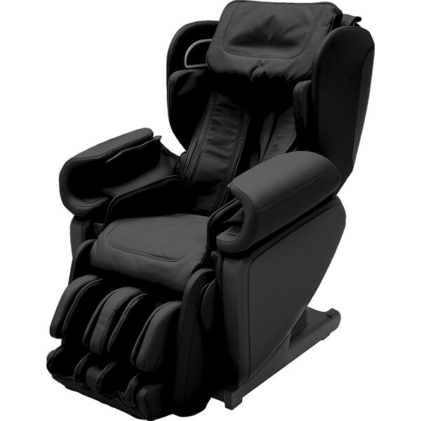 Power Reclining Adjustable Width Full Body Massage Chair By Synca Wellness