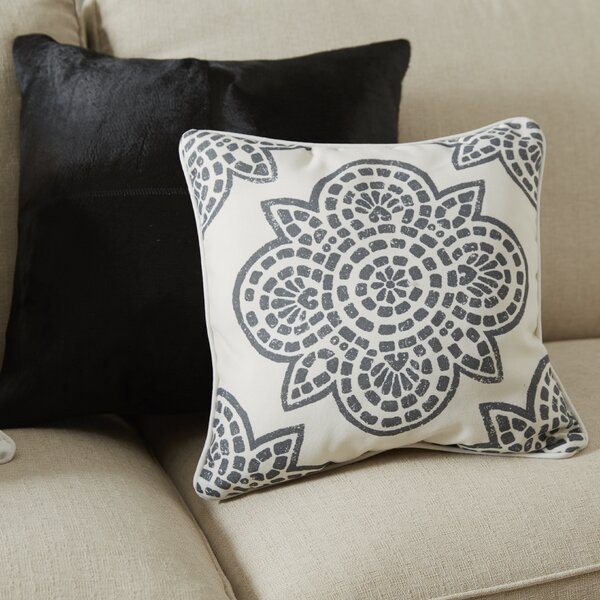 Beechwood Outdoor Throw Pillow by Beachcrest Home