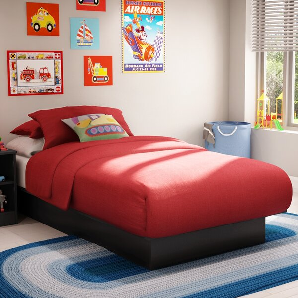 Libra Twin Platform Bed by South Shore