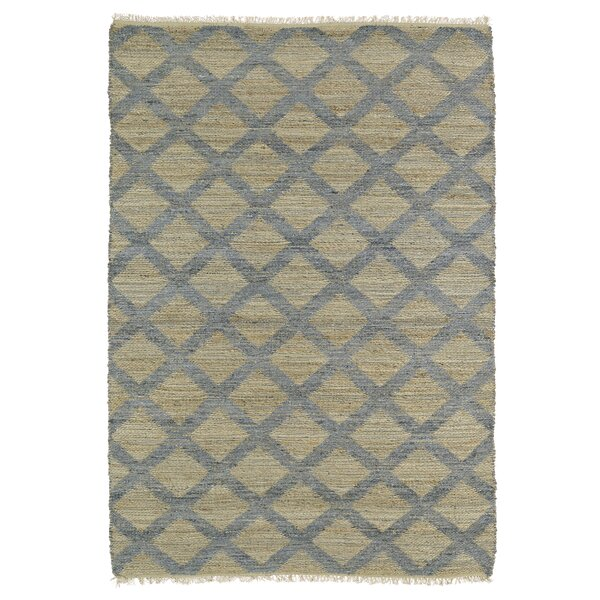 Coatsburg Slate/Grey Area Rug by Highland Dunes