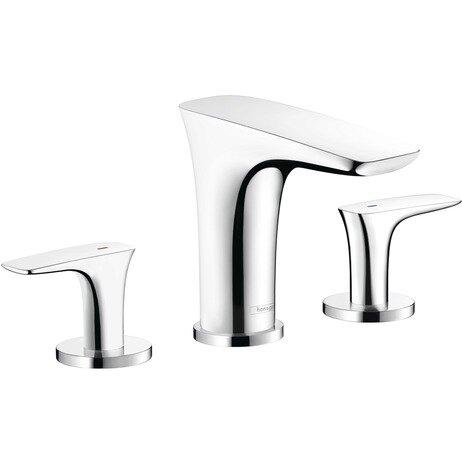 PuraVida Widespread Bathroom Faucet by Hansgrohe