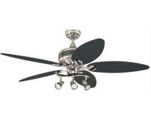 Ceiling fans for high ceilings wayfair moss 5 blade ceiling fan aloadofball Images