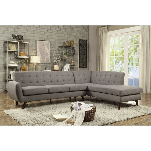 Tynemouth Right Hand Facing Modular Sectional By Corrigan Studio