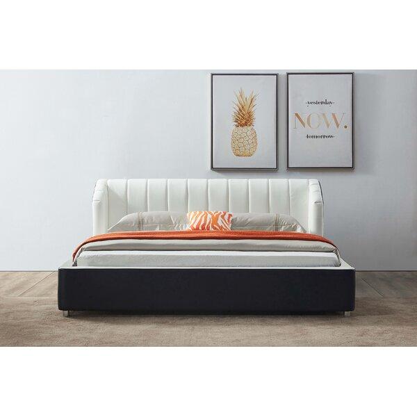 Gearheart Upholstered Platform Bed by Orren Ellis