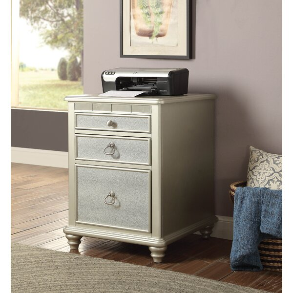 Squires 3-Drawer Vertical Filing Cabinet by Rosdorf Park