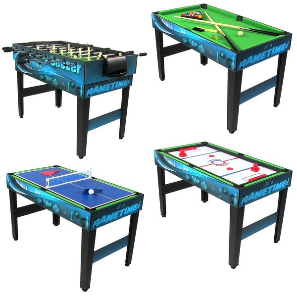 10-in-1 Multi-Game Table by Wildon Home ®