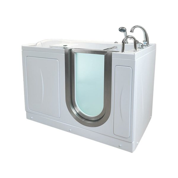 52 x 38 Walk in Air Bathtub by Ella Walk In Baths