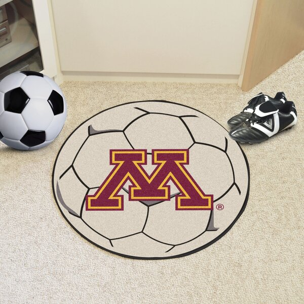 NCAA University of Minnesota Soccer Ball by FANMATS