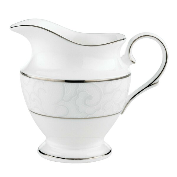 Venetian Lace 8 oz. Creamer by Lenox