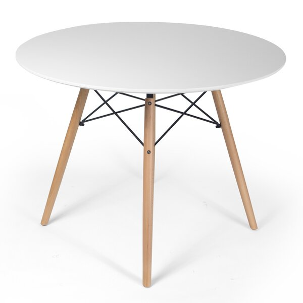 #1 Kling Dining Table By George Oliver 2019 Coupon