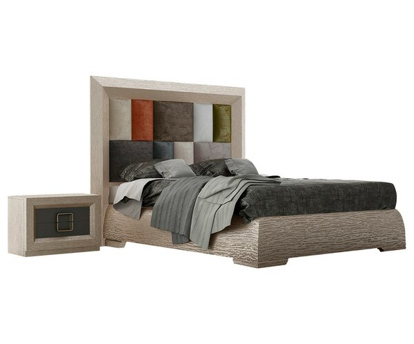 Pettaway Panel 4 Piece Bedroom Set by Loon Peak