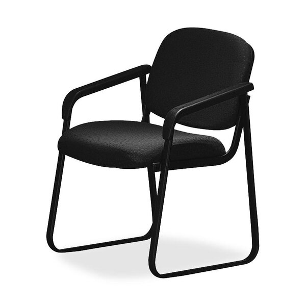 Deluxe Sled Base Guest Chair by OSP Furniture