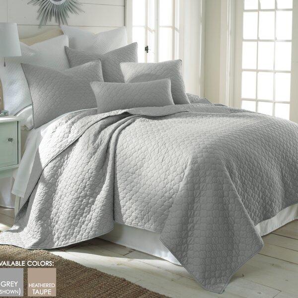 Bordeaux Reversible Quilt Set by Levtex home