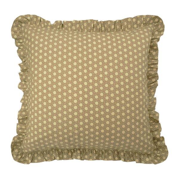Garden Glory Cotton Throw Pillow Sham by Waverly