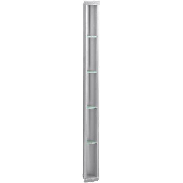 Pilaster 6.19 W x 61 H Shelving by Kohler