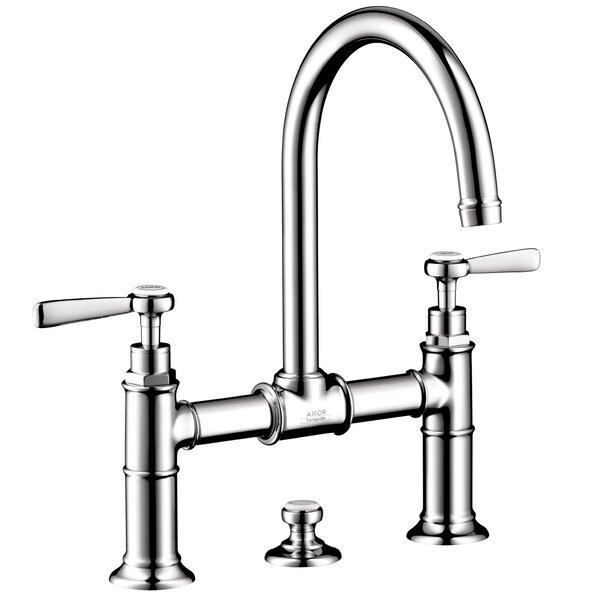 Axor Montreux Widespread Bathroom Faucet by Axor