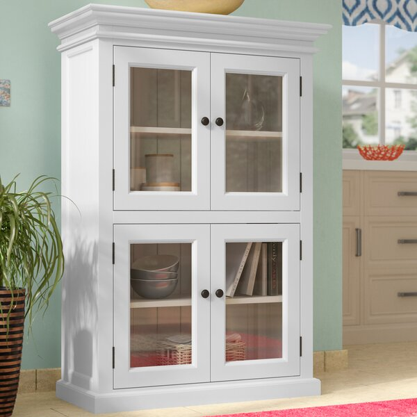 Amityville 51 Kitchen Pantry by Beachcrest Home