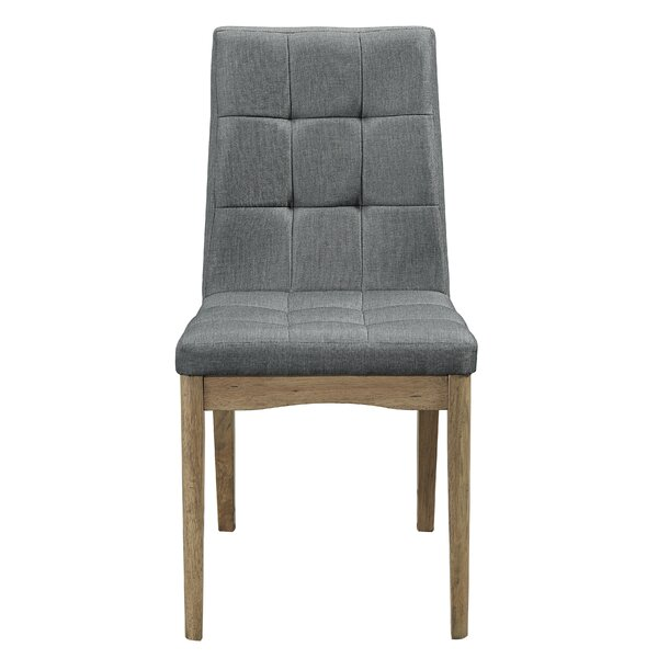 Orbison Upholstered Dining Chair (Set of 2) by Union Rustic