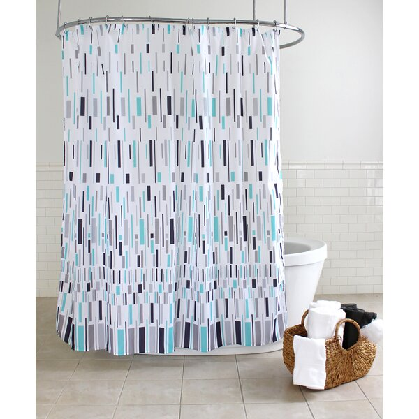 Ohatchee Fabric Shower Curtain by Latitude Run