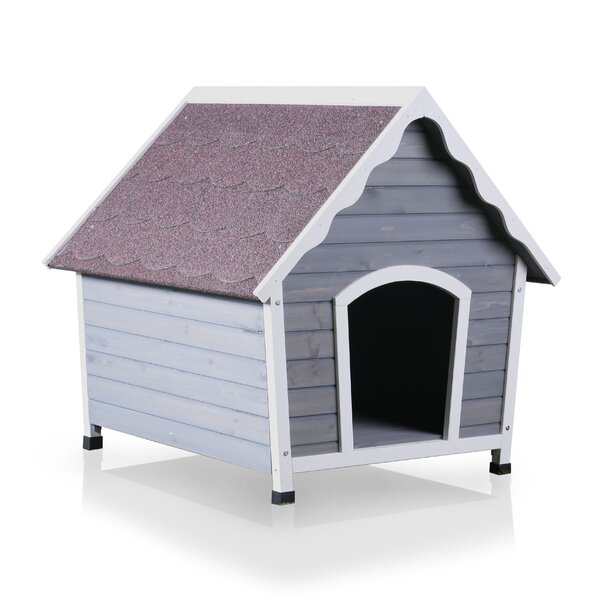 Olive Contemporary Dog House by Tucker Murphy Pet