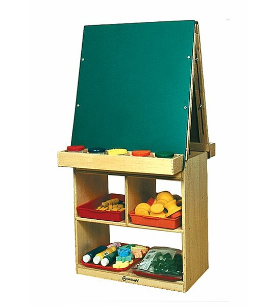 Board Easel by A+ Child Supply