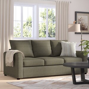 Serta Upholstery Martin House Modern Sleeper Sofa by Red Barrel Studio