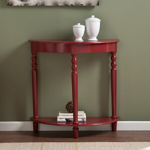 Elmhurst Console Table by Three Posts